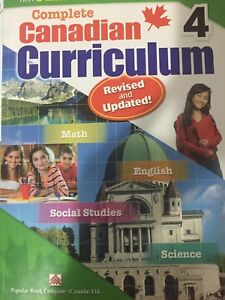 Complete Canadian Curriculum Textbook