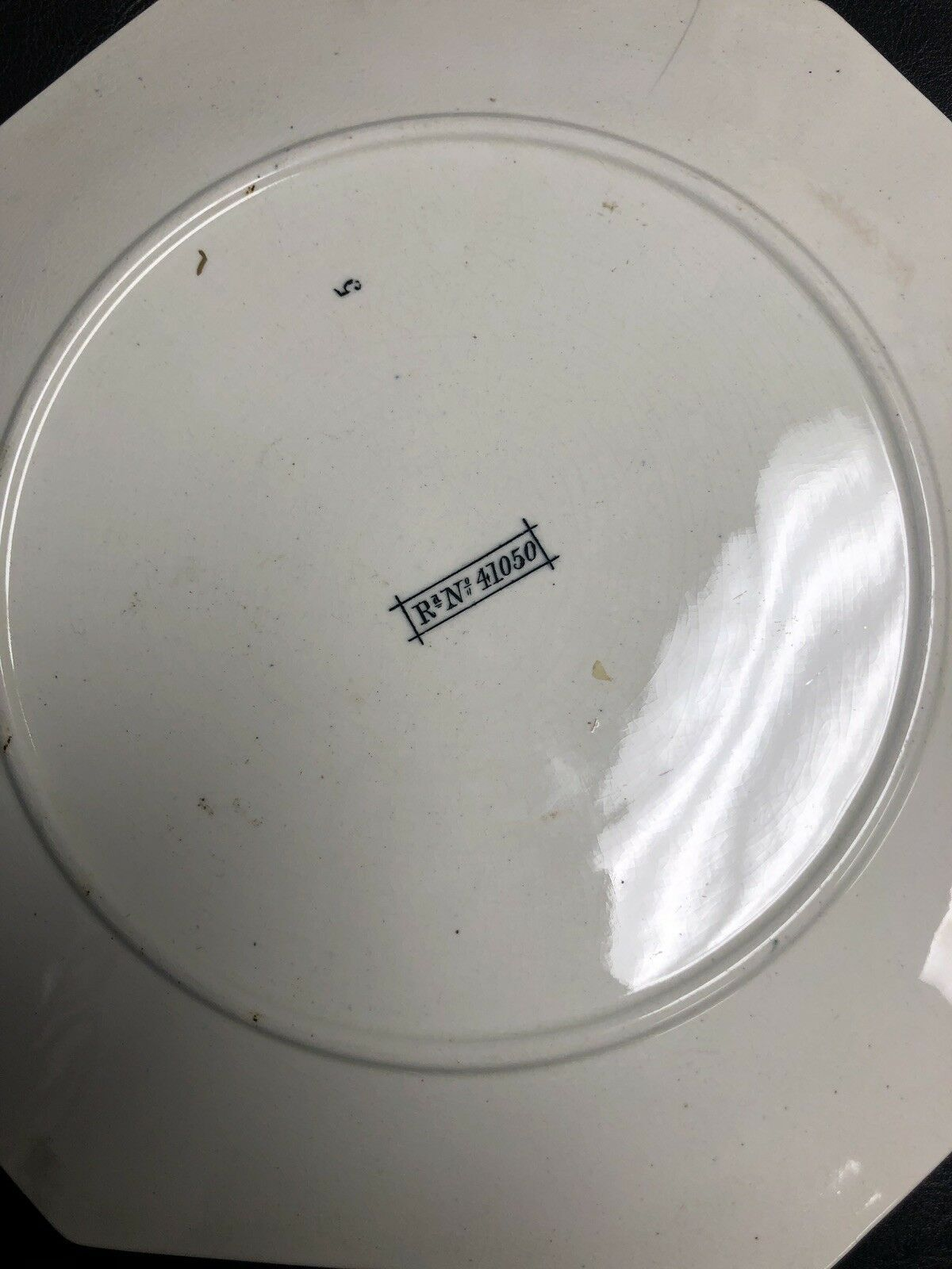 Antique Charles Spurgeon Commemorative Plate