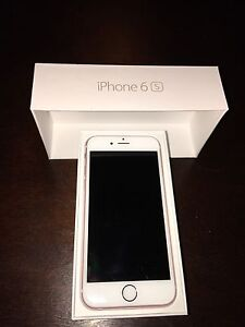 IPHONE 6s ROSE GOLD GREAT CONDITION Kitchener / Waterloo Kitchener Area image 2
