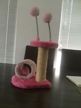 Cat scratch pole - kitten - PINK $5 Canning Vale Canning Area Preview