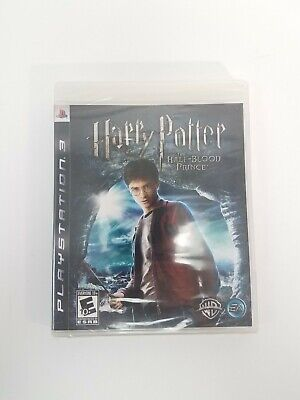 Harry Potter and the Half-Blood Prince PS3 (Harry Potter And The Half Blood Prince Ps3)