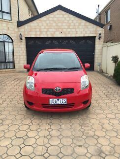 Toyota Yaris  Roxburgh Park Hume Area Preview