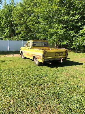 1965 Chevrolet Other Pickups  1965 Chevy pickup truck
