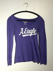 American Eagle long sleeve off the shoulder