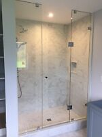 All Glass Showers and Doors