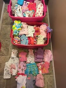 Baby girl clothing 0-12 months