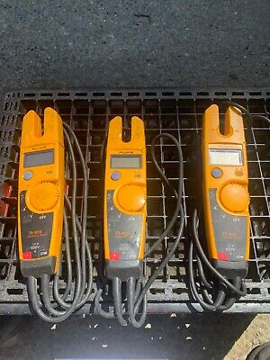 Fluke T5-600 Voltage Continuity Current Tester 3 Available
