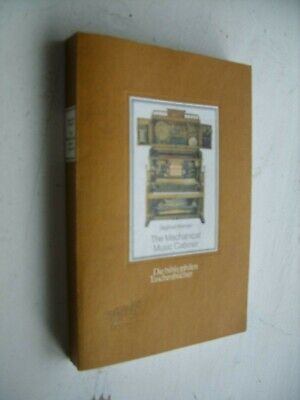 THE MECHANICAL MUSIC CABINET by Wendel 1984 paperback reference