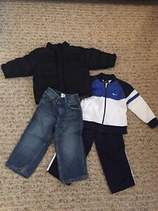 Boys clothes Size 18-24 months & Size 2T