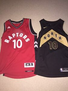 DeMar DeRozan Toronto Raptors NBA Swingman Jerseys (Adult Small)