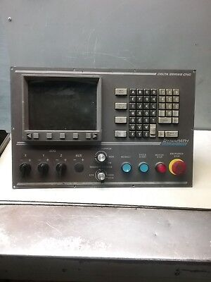Autocon Dynapath Delta Series Cnc Mdi Crt Unit 4202762 A V109am053