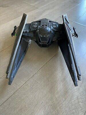 Star Wars Tie Fighter Hasbro Spaceship Vehicle For 3.75 Figures Kylo Ren?