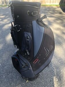 Golf bag and hippo fairway driver