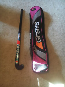Gray's Field Hockey Stick and Bag