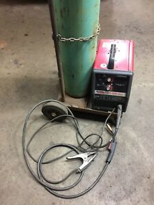 Mig welder Lincoln electric gas  SP 125 plus