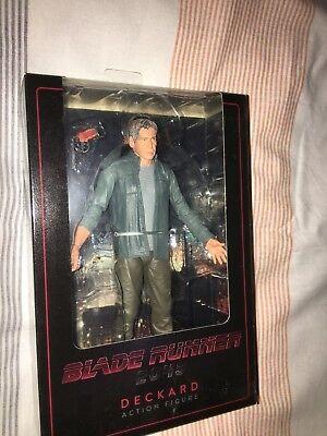 Blade runner 2049 Deckard  six inch figure