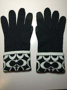COACH wool gloves AUTHENTIC BRAND NEW Liverpool Liverpool Area Preview