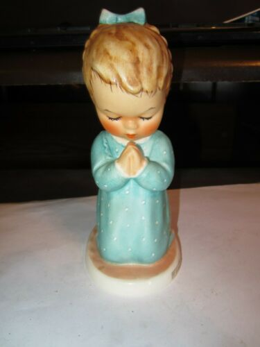 "Vintage Goebel Hummel Figurine ""A Child"