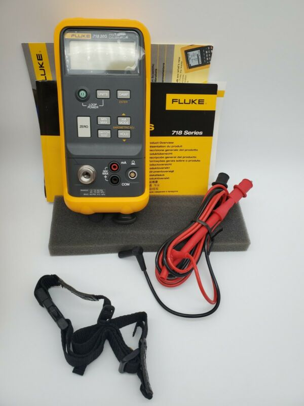 Fluke 718 30G Pressure Calibrator- New Open Box