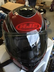 XL HJC helmet