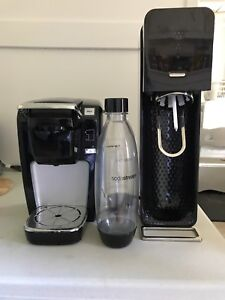 Sodastream and Keurig $100 for both