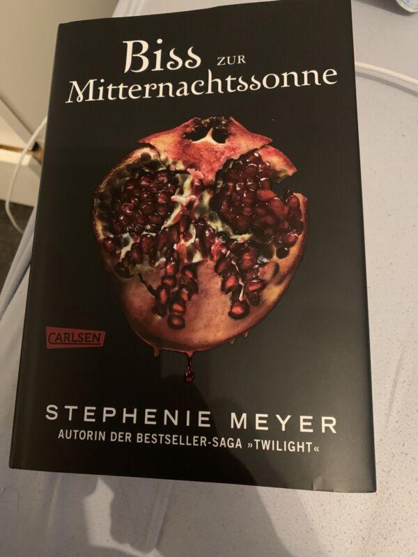 Biss zur Mitternachtssonne von Stephenie Meyer (Gebunden)