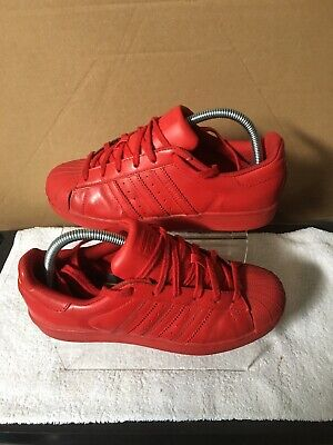 Adidas  Superstar  Pharrell Williams  Trainers Size 5.5 UK