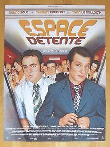Affiche espace detente bruno solo yvan le bolloc 39 h for Espace detente le film