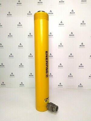 Enerpac Rc1514 Single Acting Hydraulic Cylinder 15 Ton 14 In. Stroke