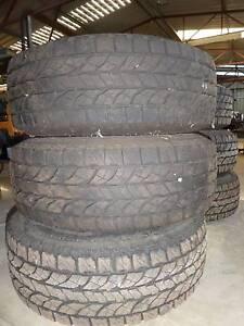 Yokahama Goelander AT2 tyres & rims Geraldton Geraldton City Preview