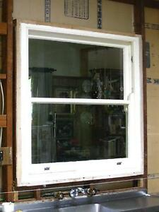 DOUBLE SASH TIMBER WINDOW Campbelltown Campbelltown Area Preview