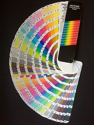 Pantone Color Formula Guide, 18th Edition, Coated & Uncoated Stock, 1987, EUC!