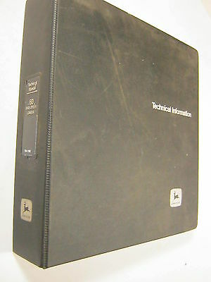 John Deere 60 Skid Steer Loader Technical Manual 1981 Tm-1185