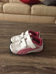 Puma toddler sneakers