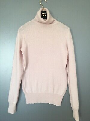 Joseph Pink Cashmere Jumper Size S