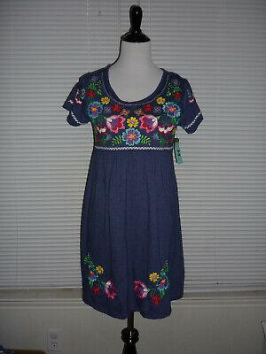 NWT South Main Cinco de Mayo Mexican Floral - Cinco De Mayo Kleider