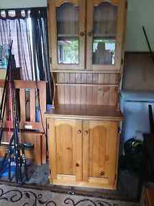Buffet hutch / entertainment unit. Murrumba Downs Pine Rivers Area Preview