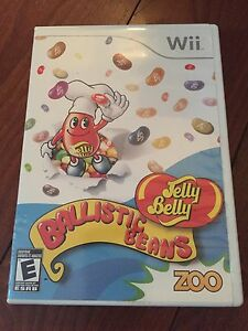 Jelly Belly Wii Game
