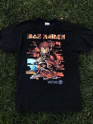 Vintage Iron Maiden Virtual Tee 1999
