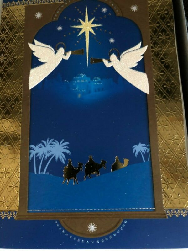 Hallmark Inspirational Christmas Cards, New in Box