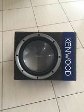 Kenwood 12 inch subwoofer Wellington Point Redland Area Preview
