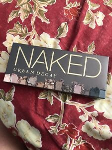 Brand new urban decay NAKED palette $50