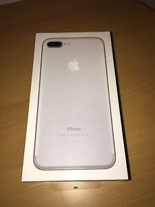 iPhone 7 plus 128GB Silver Clearview Port Adelaide Area Preview