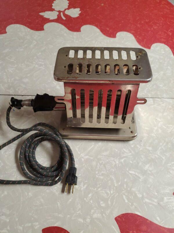 Vintage Model 65 Rutenber Flip Flop Toaster Drop Side Marion Rutenber Electric C