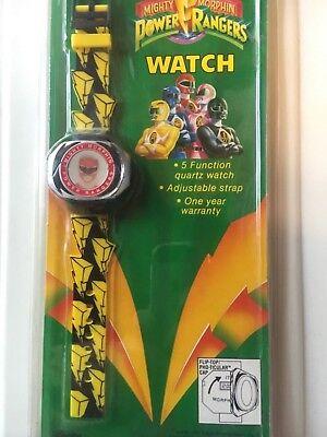 mighty morphin power rangers watch