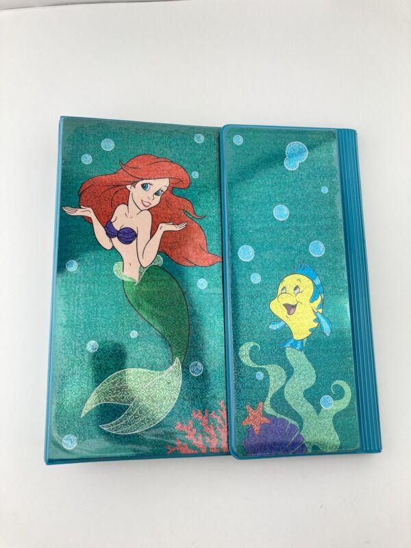 The Little Mermaid World Wide Binder With Accessories Disney School Supplies