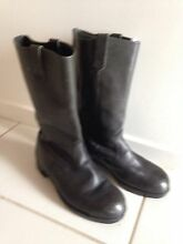 Bike steel toe boots Upper Caboolture Caboolture Area Preview