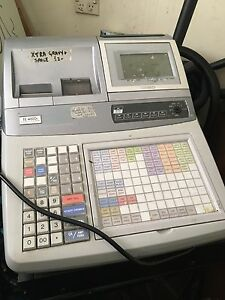 Casio TE-4000F Point of Sale Till Wollongong Wollongong Area Preview
