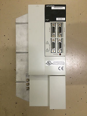 New Mitsubishi Mds-b-spj2-75 Spindle Drive Replaces Mds-a Mds-c