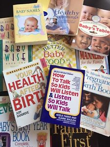 Lots of Baby Books - Excellent Condition!